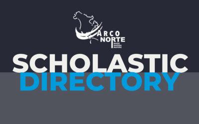 Directory of Regional Scholastics