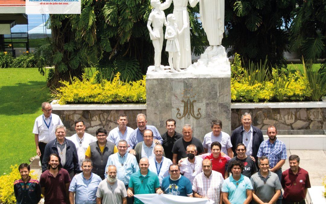 XX Capítulo Provincial México Occidental: Generando Vida